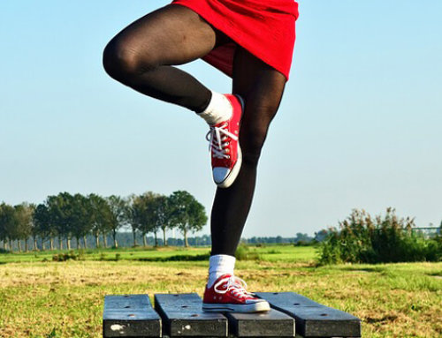"""L'equilibrio e la forza nelle gambe""""Cin Tzo"""""""